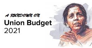 Suraj Nangia - Union Budget 2021